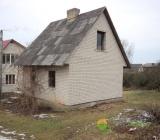Parduodamas sodo namas Šatijuose, Šermukšnių g.