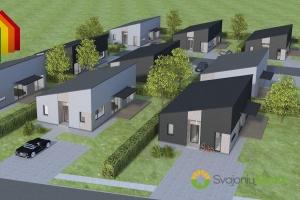 Parduodamas gyvenamasis namas